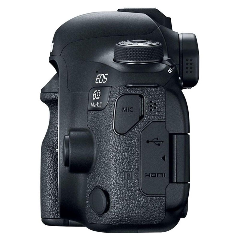 Canon EOS 6D Mark II Digital SLR Camera (Body Only), , large