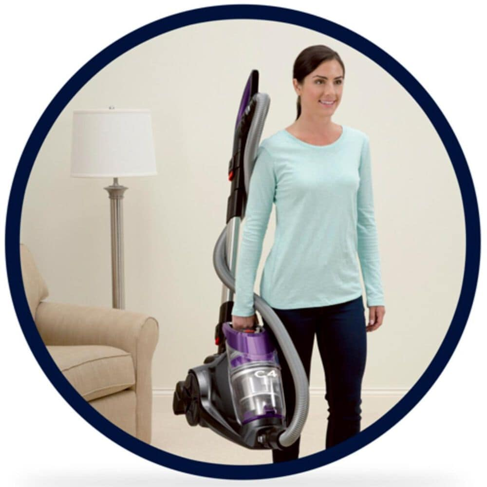 Bissell C4 Cyclonic Canister Vacuum , , large