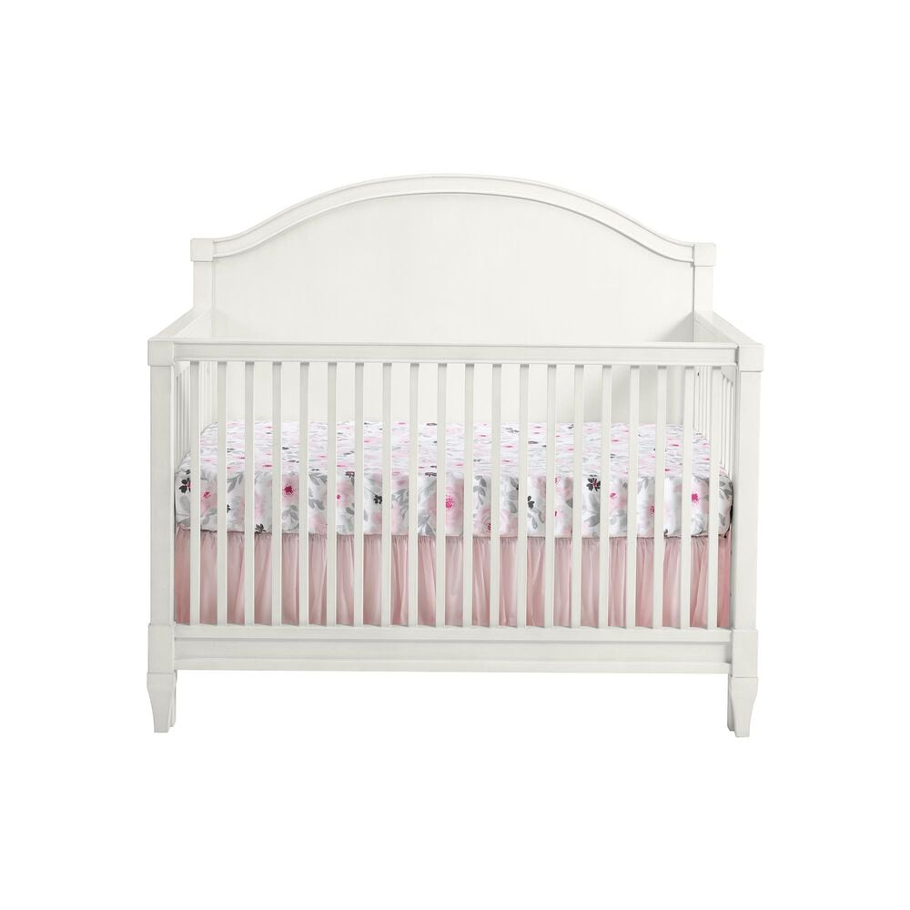 Oxford Baby Elizabeth 2 Piece Nursery Set in Vintage White, , large