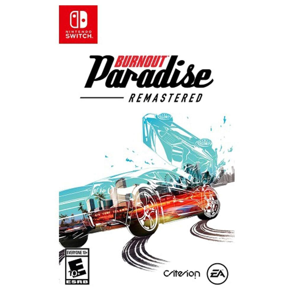 Burnout Paradise: Remastered - Nintendo Switch, , large