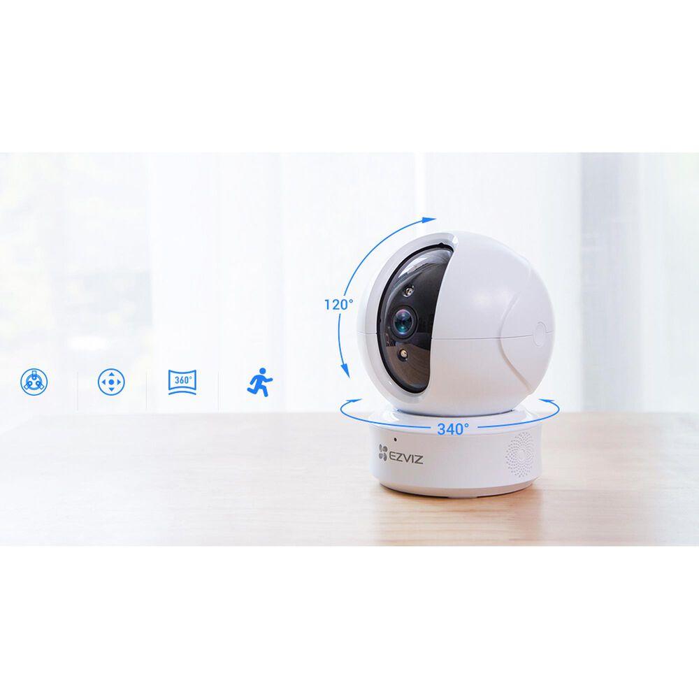 Ezviz C6CN Pro 1080p Pan and Tilt Wi-Fi Network Security Camera in White, , large