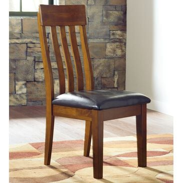 Signature Design by Ashley Ralene Dining Upholstered Side Chair in Medium Brown, , large