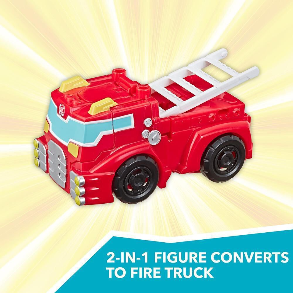 Playskool Heroes Transformers Rescue Bots Academy- Heatwave the Fire-Bot, , large