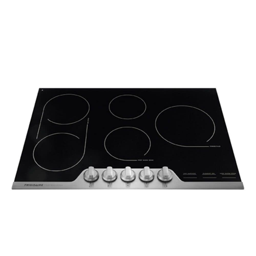 Frigidaire Professional 30'' Electric Cooktop - Stainless Steel, , large