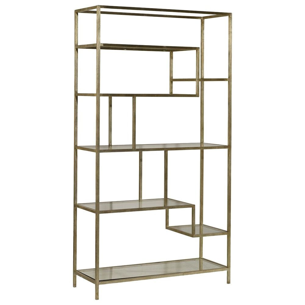 Hooker Furniture Home Office Etagere in Silver, , large