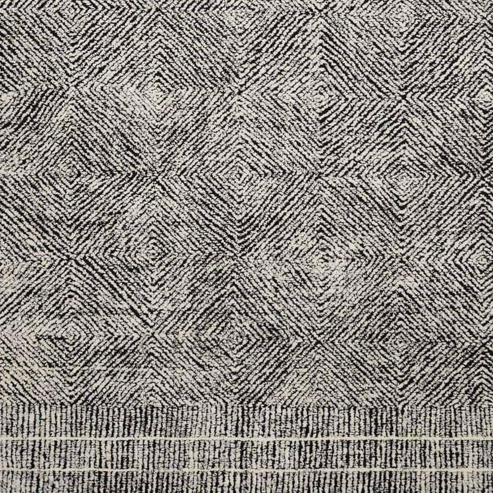 """ED Ellen DeGeneres Crafted by Loloi Kopa 9'3"""" x 13' Black and Ivory Area Rug, , large"""