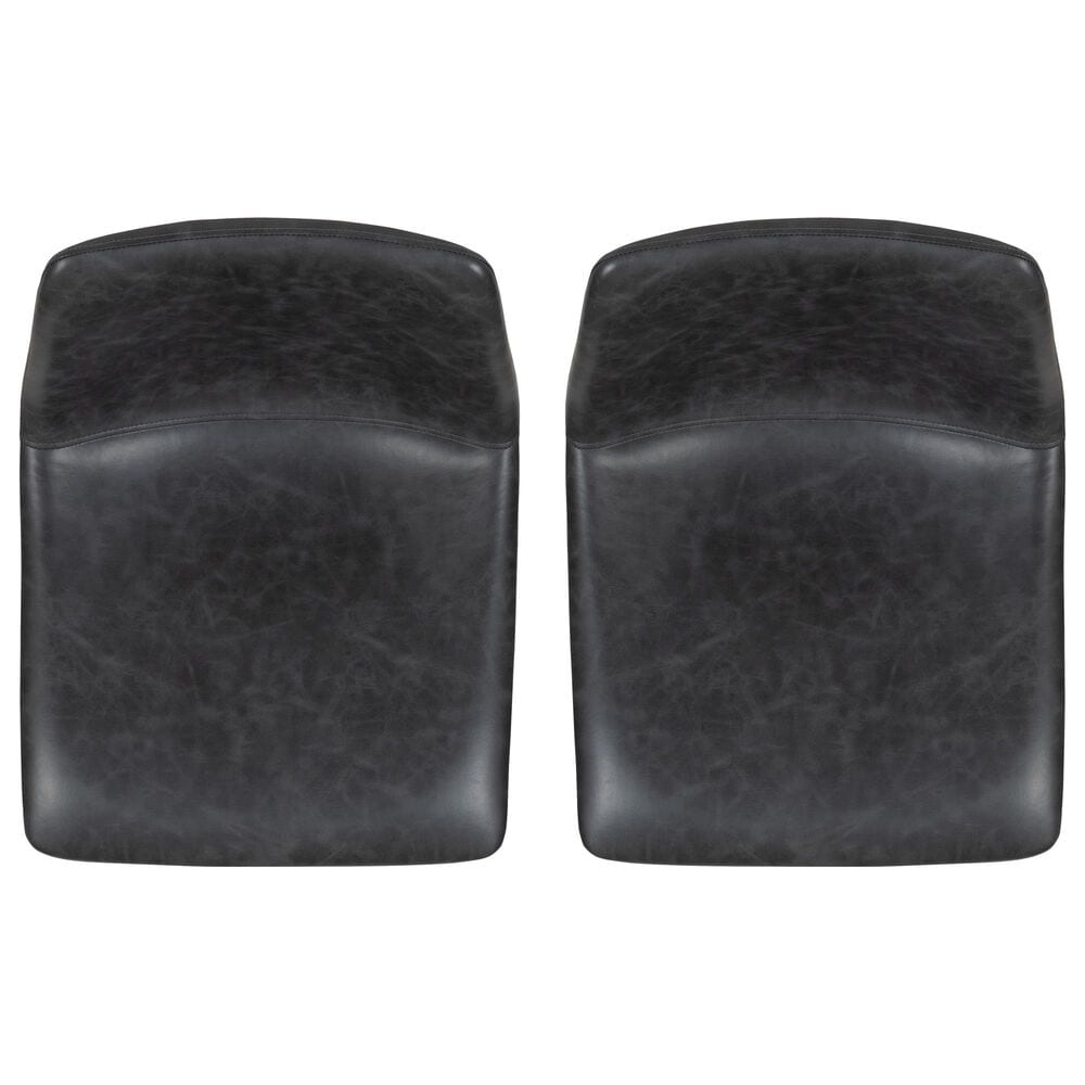 """Flash Furniture 24"""" Counter Stools in Gray (Set of 2), , large"""