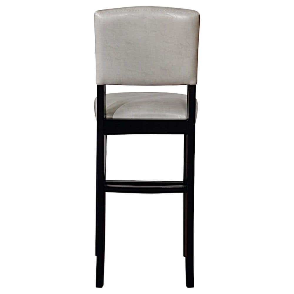 Linden Boulevard Adrian Counter Stool in Grey, , large