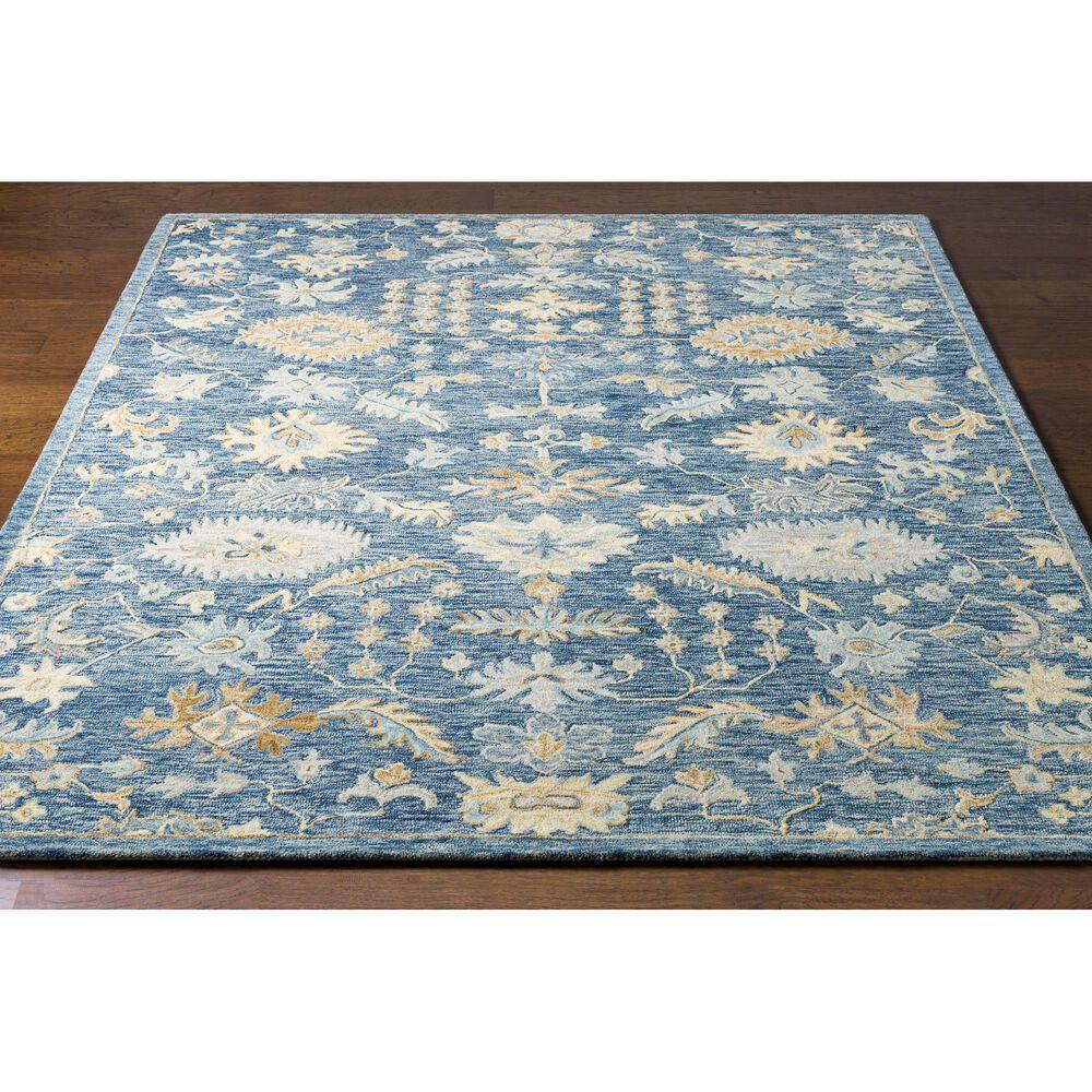 Surya Carpet, Inc. Lazio 8' x 10' Blue, Brown and Tan Area Rug, , large