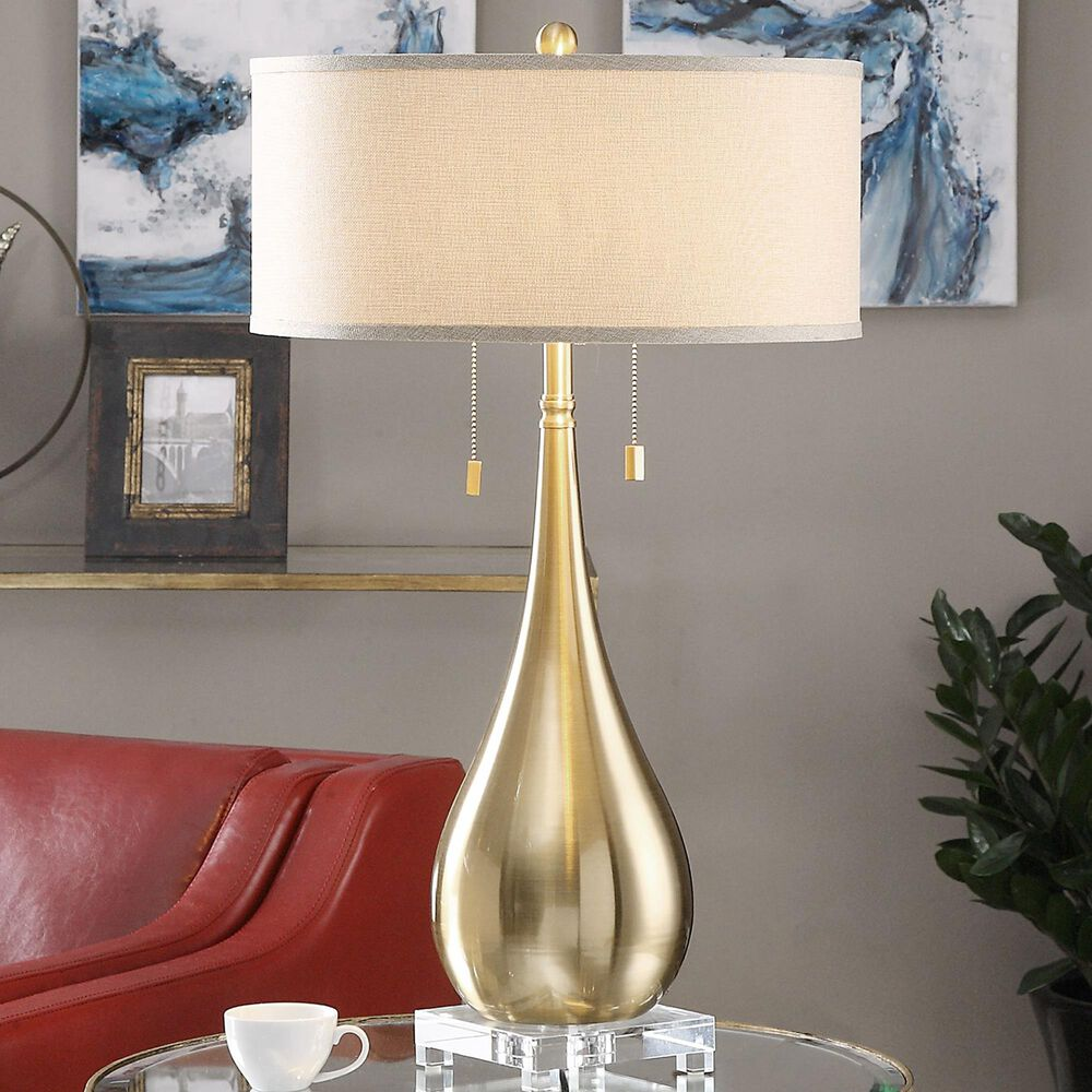 Uttermost Lagrima Table Lamp, , large