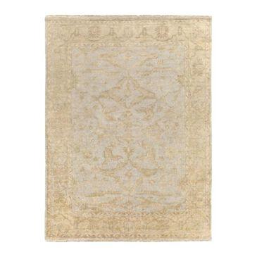 Surya Hillcrest HIL-9010 8' x 11' Cream, Khaki and Taupe Area Rug, , large