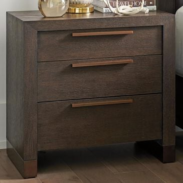 Lexington Furniture Park City Jordanelle Nightstand in Canyon, , large