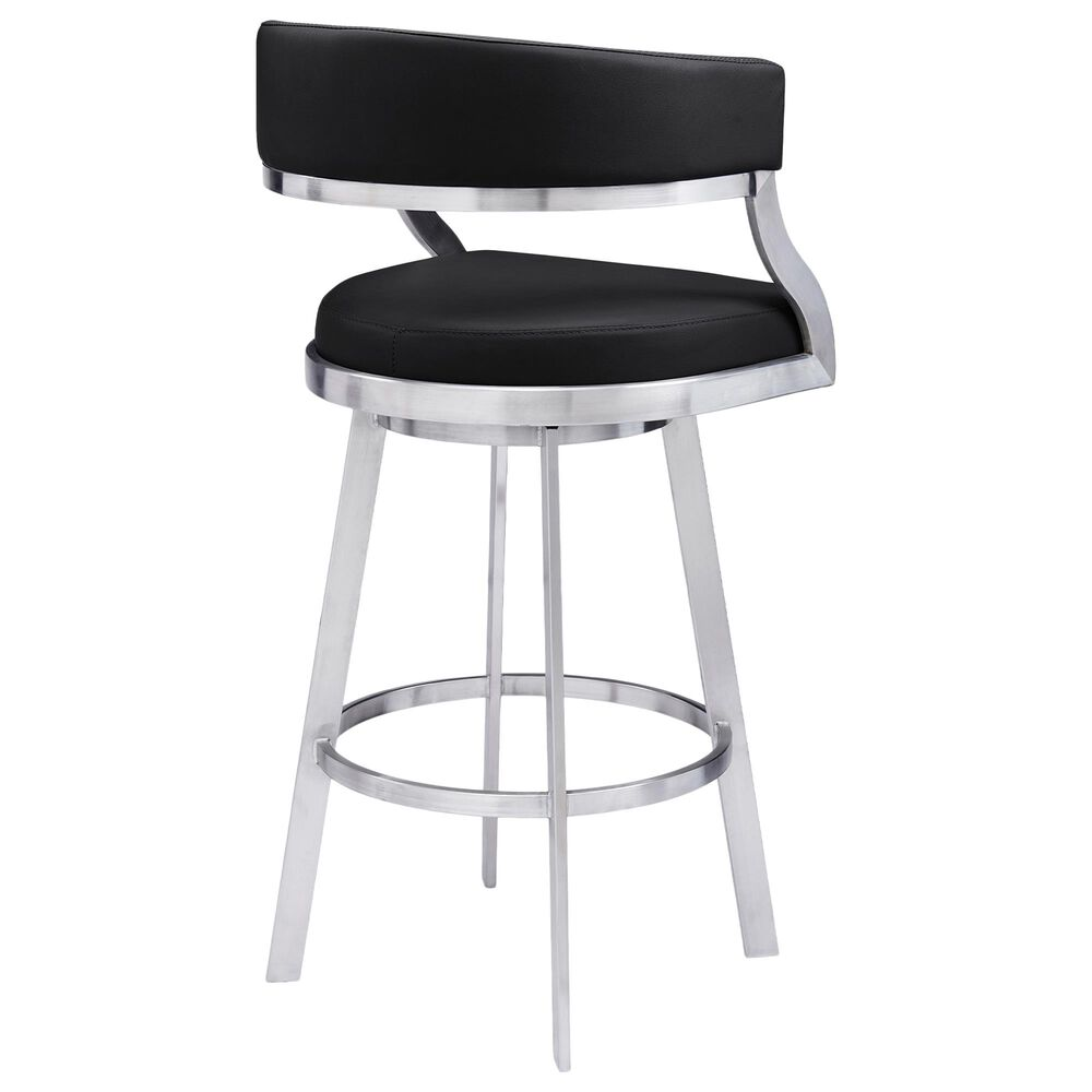 """Blue River Saturn 26"""" Counter Stool in Black, , large"""