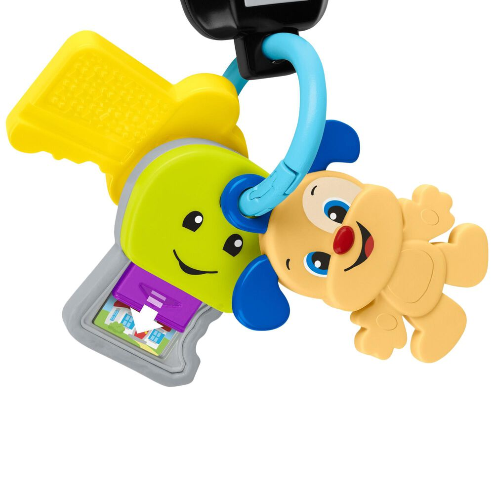 Fisher-Price Laugh & Learn Play and Go Keys, , large