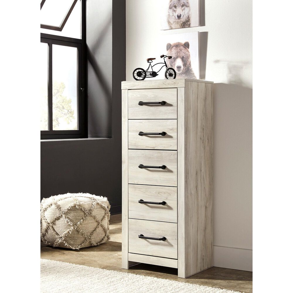 Signature Design by Ashley Cambeck Narrow Chest in Whitewash, , large