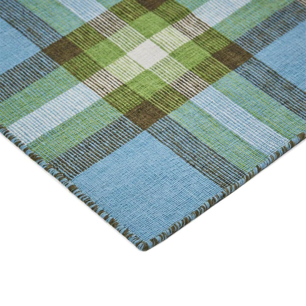 Feizy Rugs Crosby 0565F 3'6'' x 5'6'' Blue Area Rug, , large