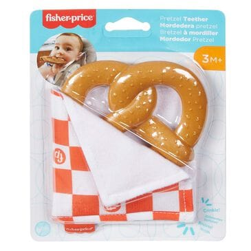 Fisher-Price Pretzel Teether, , large