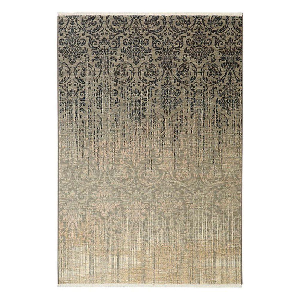 "Karastan Titanium Tiberio 39400 5'3"" x 7'8"" Gray Area Rug , , large"