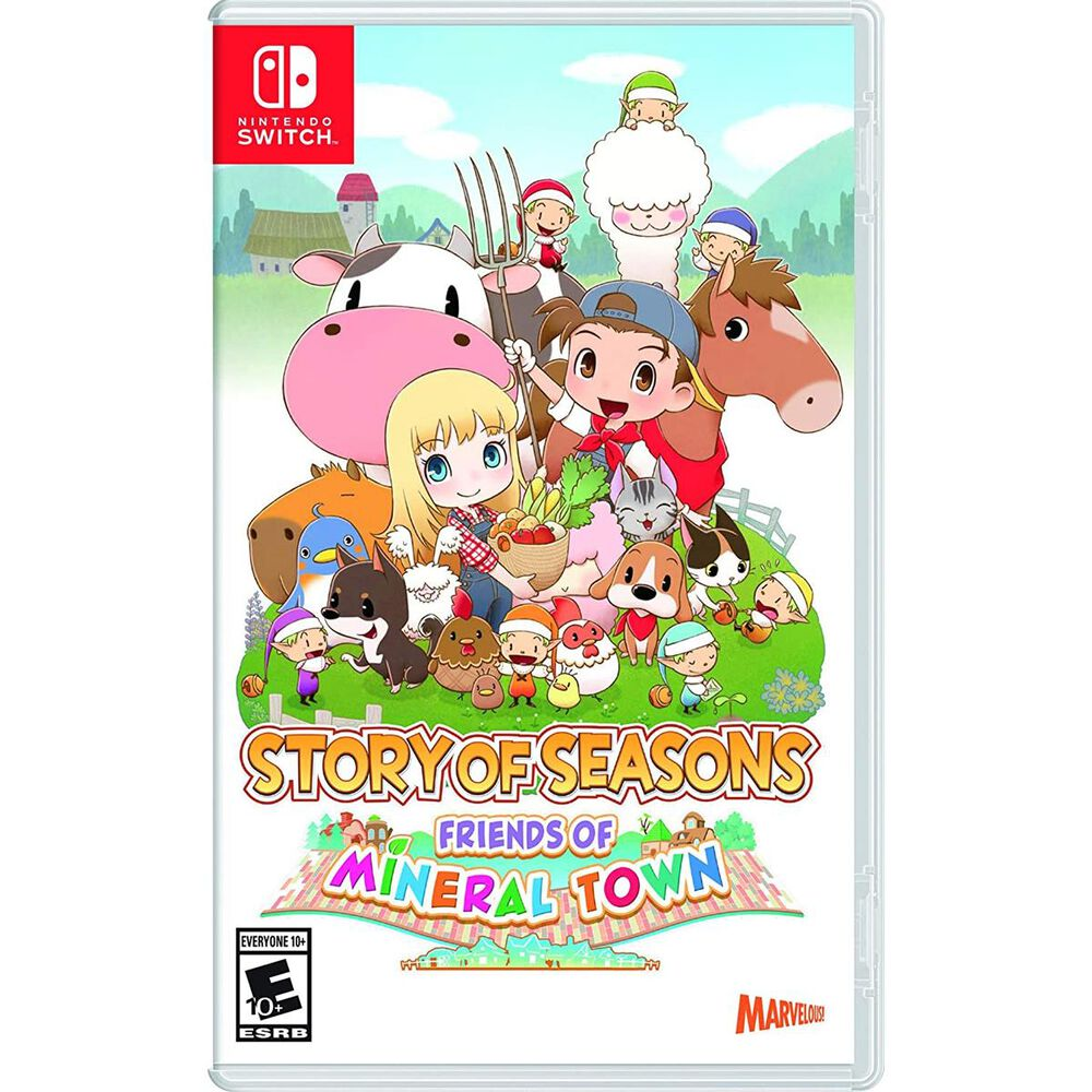 Story of Seasons Friends of Mineral Town - Nintendo Switch, , large