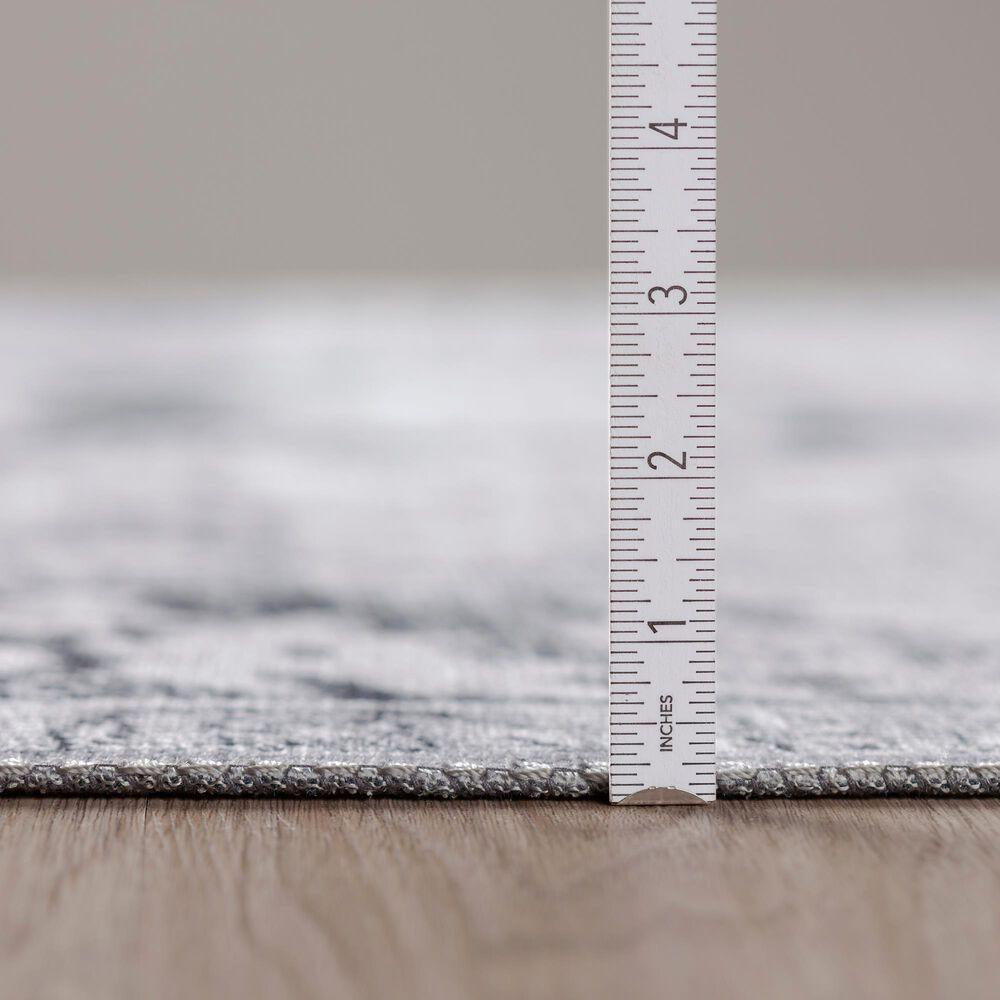 "Dalyn Rug Company Amanti AM1 7'10"" x 9'10"" Granite Area Rug, , large"