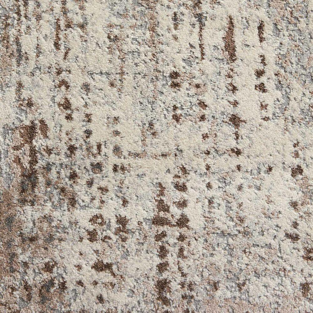 "Loloi II Austen 6'7"" x 9'2"" Natural and Mocha Area Rug, , large"