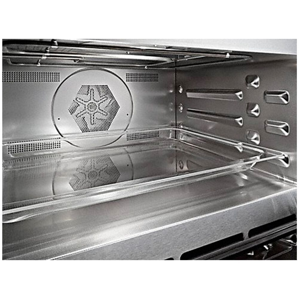"""Miele 24"""" Speed Oven with Combination Modes in Clean Touch Steel , , large"""