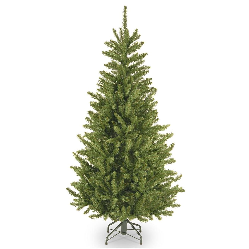 """National Tree 4.5"""" Fir Tree with 30"""" diameter, , large"""