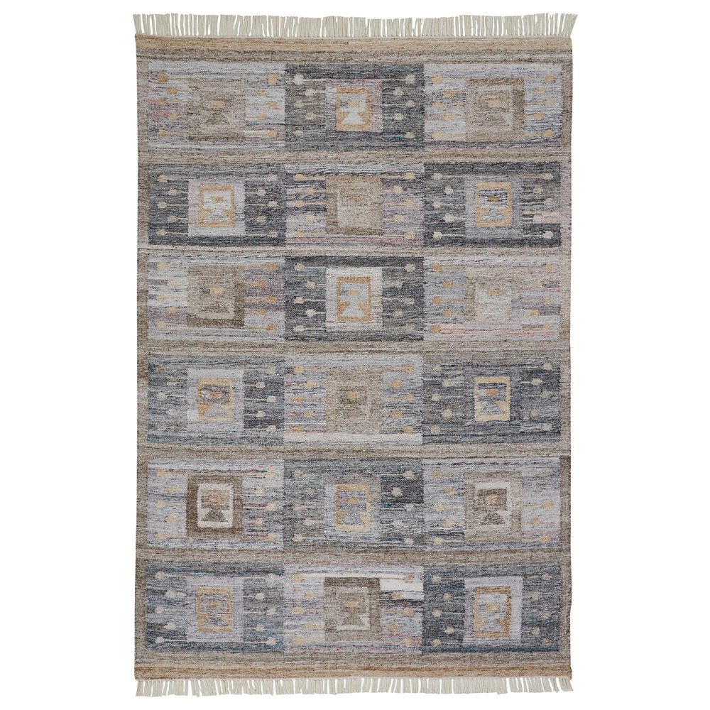 """Feizy Rugs Beckett 0816F 9'6"""" x 13'6"""" Charcoal Area Rug, , large"""