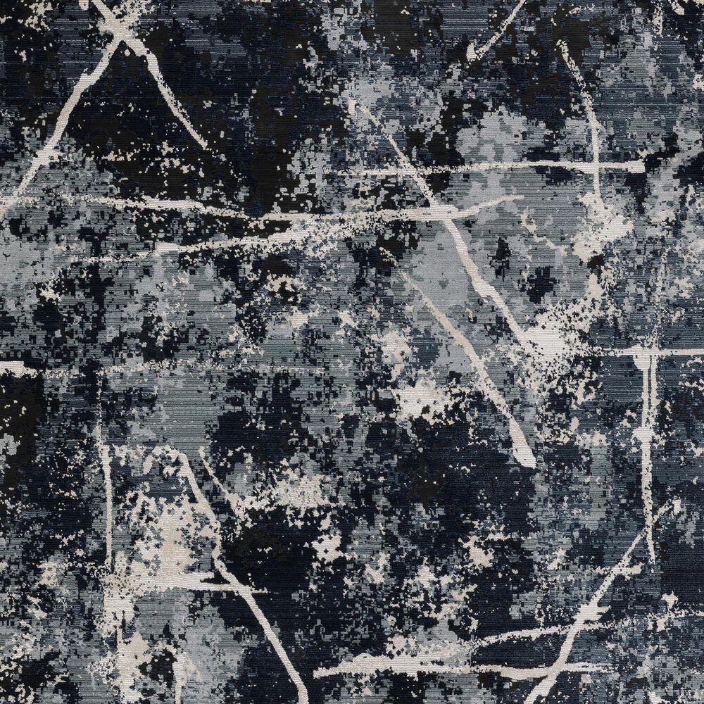 """Oriental Weavers Caravan Dark Skies 7'10"""" x 10'10"""" Blue Area Rug, , large"""