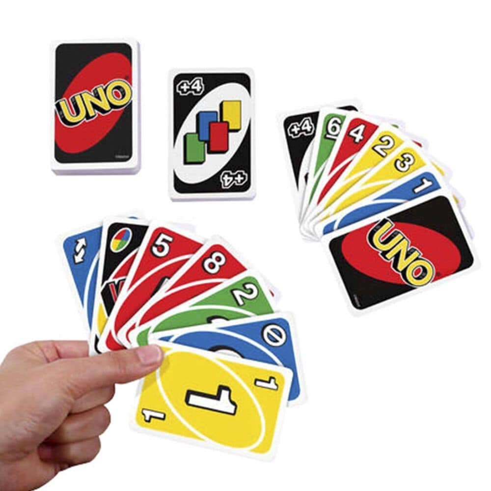 UNO The Card Game, , large