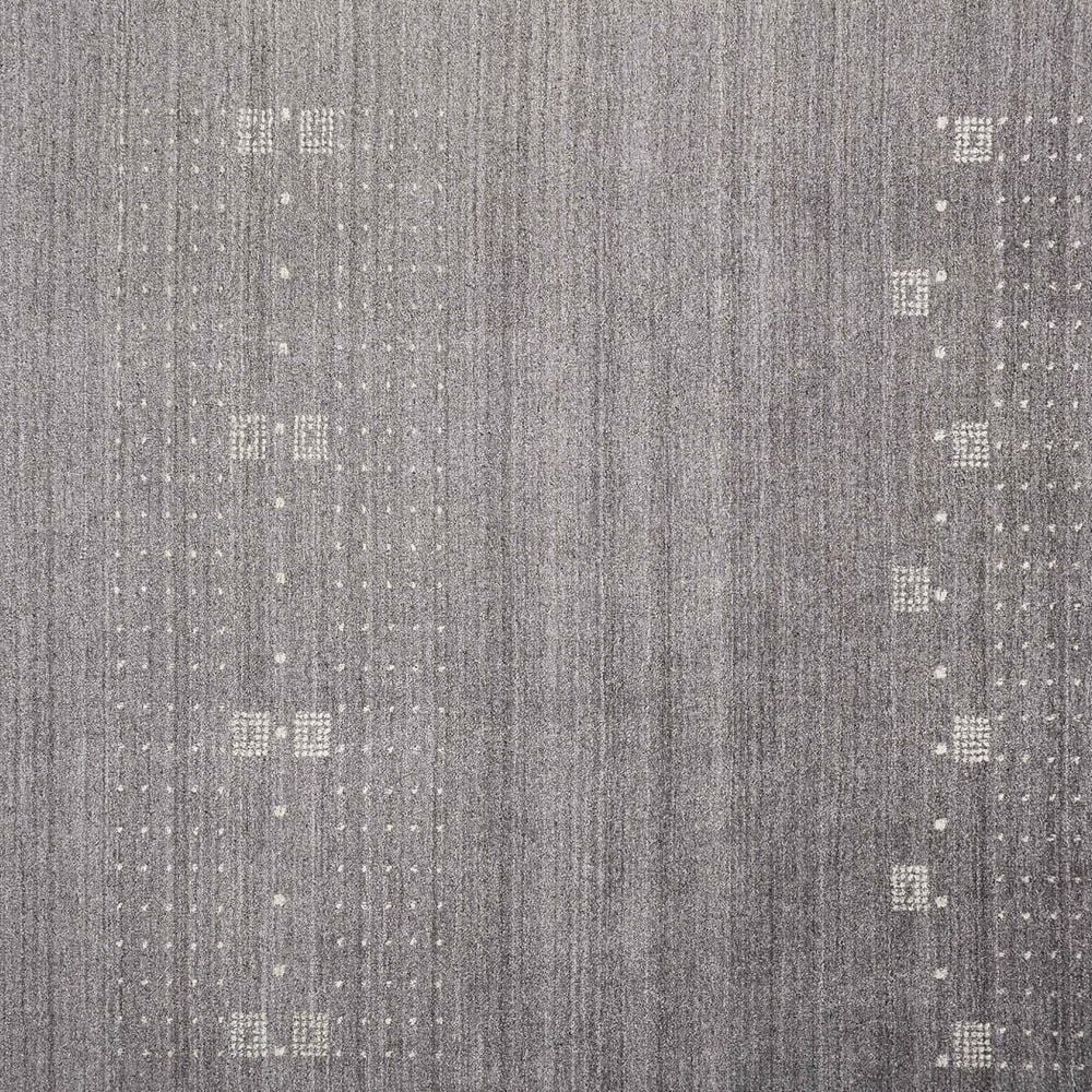 Feizy Rugs Legacy 2' x 3' Gray Area Rug, , large