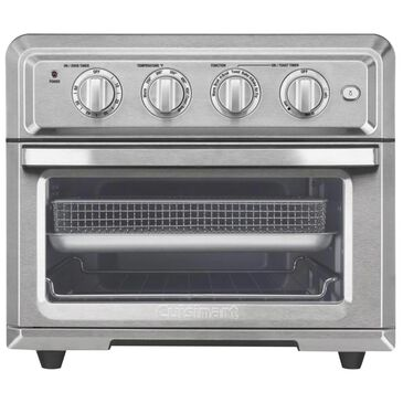 Cuisinart Air Fryer Toaster Oven in Brushed Chrome, , large