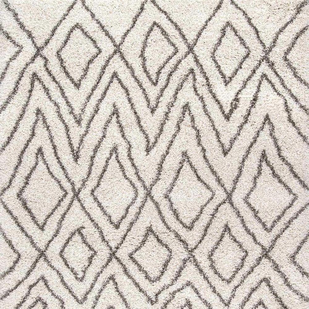 nuLOOM Sahara MLSH05A 5' x 8' Ivory Area Rug, , large