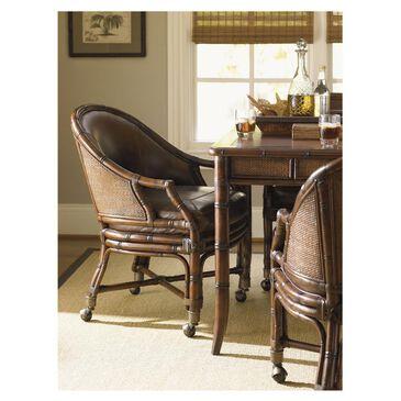 Sligh Bal Harbour Rum Runner Desk Chair in Rich Sienna, , large