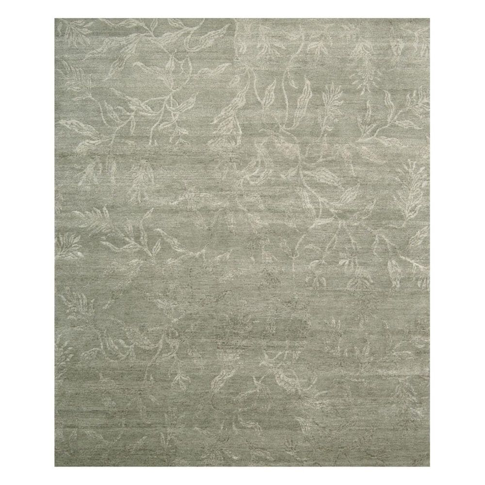 "Nourison Silk Shadows SHA01 5'6"" x 7'5"" Light Green Area Rug, , large"