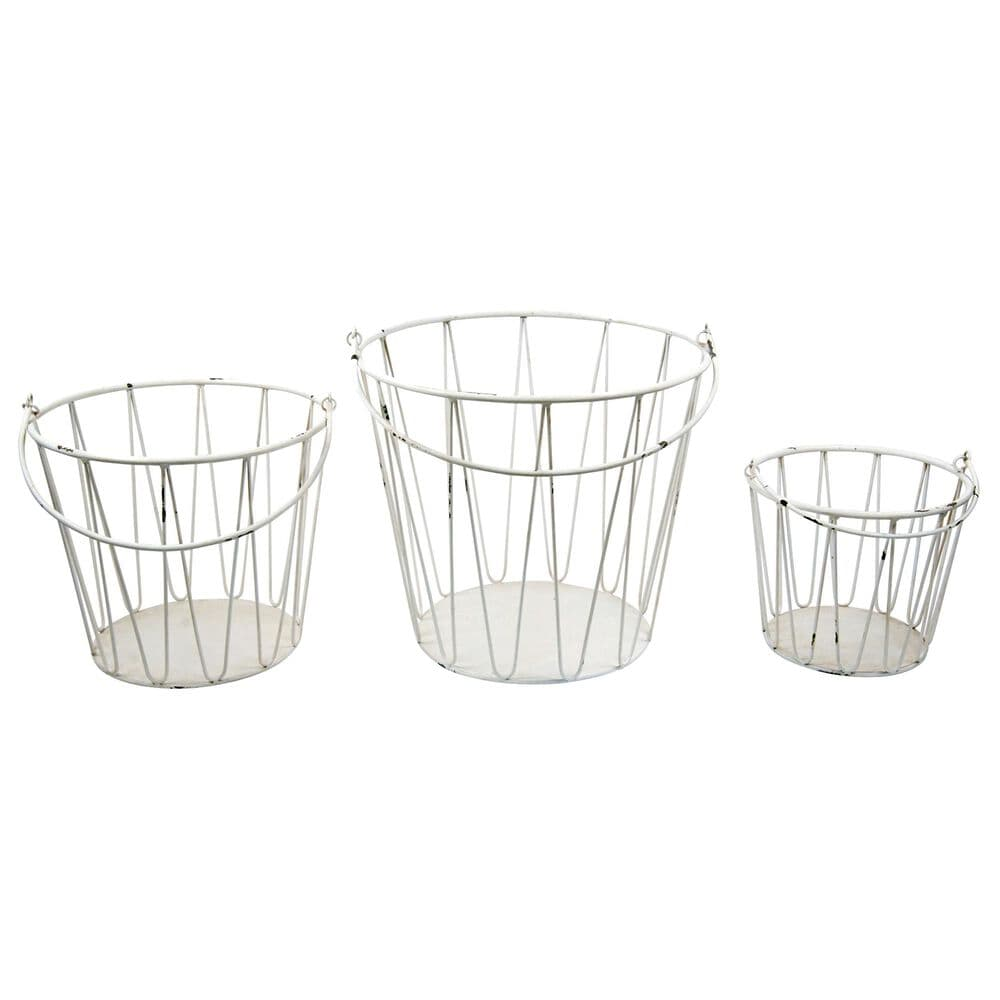 VIP Home and Garden American Mercantile Buckets, , large