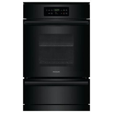 Frigidaire 24'' Single Gas Wall Oven in Midnight Black, , large