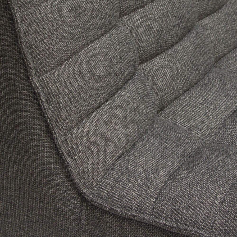 37B Marshall Armless Chair in Grey, , large