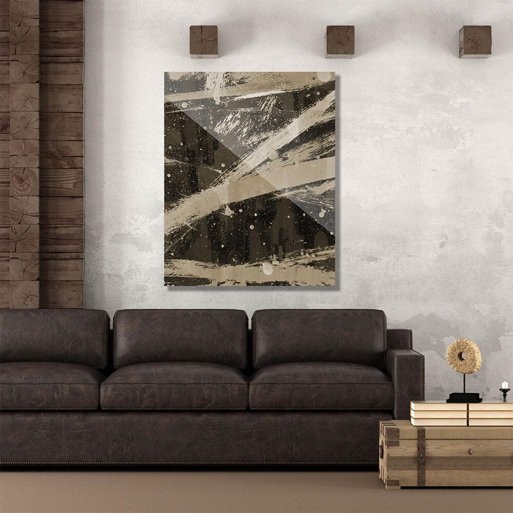 "Kathy Ireland Home ""Justice Seeker"" 40"" x 30"" Acrylic Wall Art Print, , large"