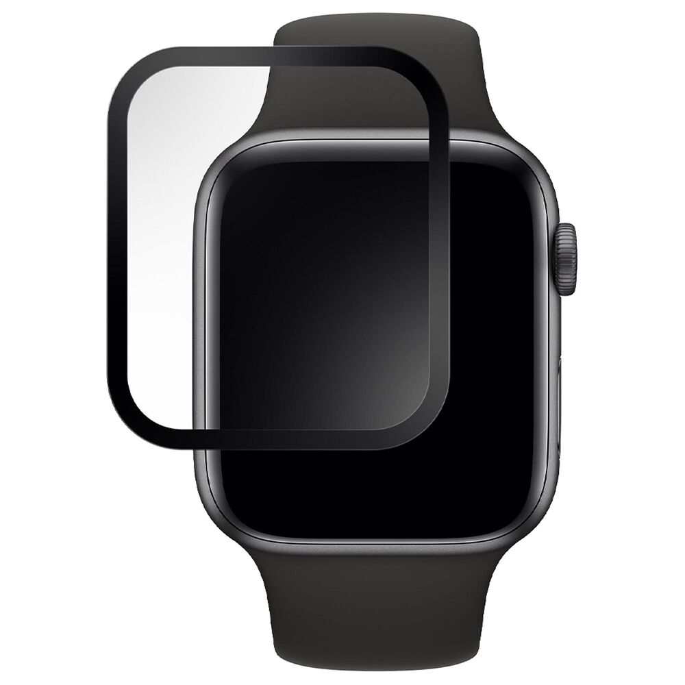 BodyGuardz Prtx Hybrid Glass Screen Protector For Apple Watch Series 5 40mm in Clear, , large
