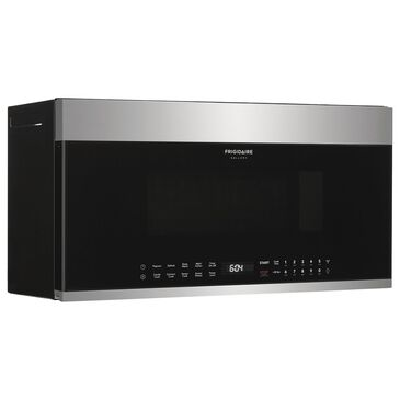 Frigidaire Gallery 1.5 Cu. Ft. Over-the-Range Microwave with Convection in Stainless Steel, , large