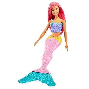 Barbie Dreamtopia Rainbow Lights Mermaid Doll, , large