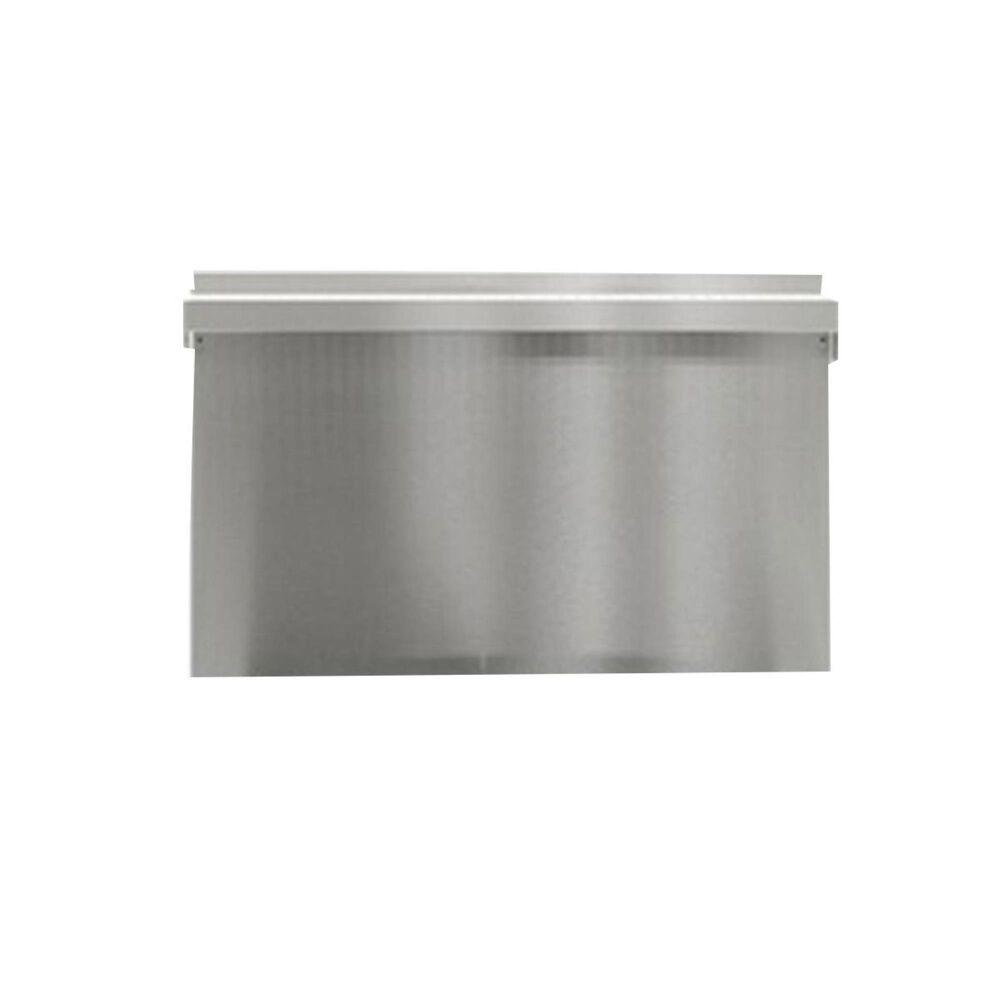 "Wolf 30"" x 20"" Gas Range Riser with Shelf, , large"