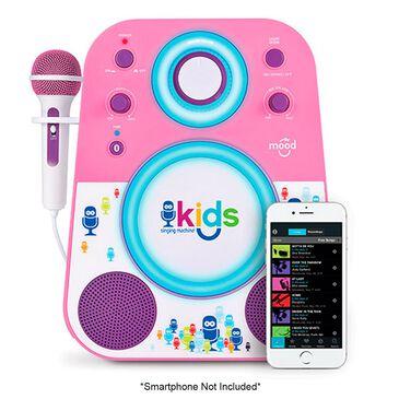 Singing Machine Kids Mood Bluetooth Stereo, , large