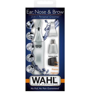 Wahl Ear Nose & Brow Trimmer, , large