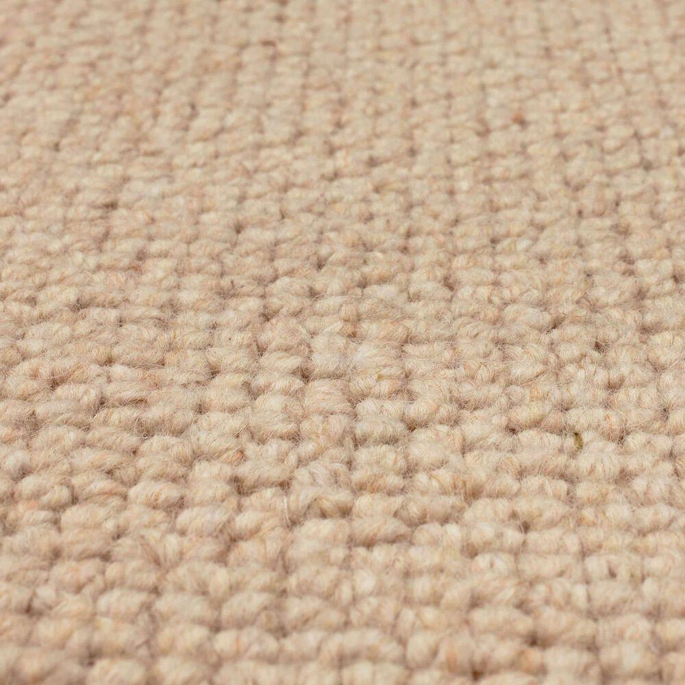 Karastan Modern Classic Venus Barley 21051-117 10' x 14' Serged Sand Area Rug, , large
