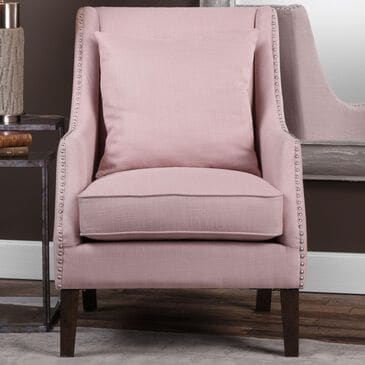 Uttermost Arieat Armchair in Blush, , large