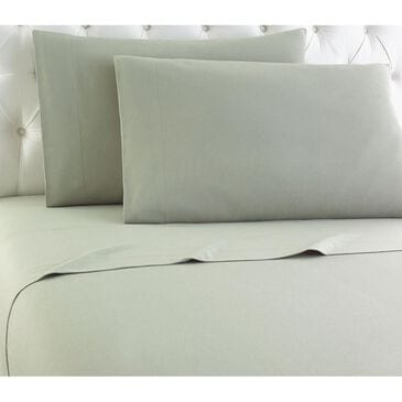 Shavel Home Products California King Micro Flannel Sheet Set in Meadow, , large