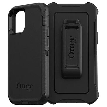 Otterbox Defender Series Case for iPhone 12 mini in Black, , large