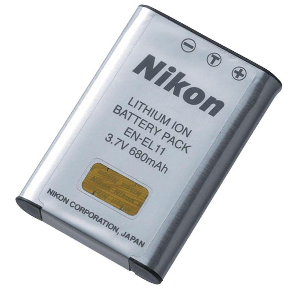 Nikon EN-EL11 Rechargeable Lithium-Ion Battery, , large